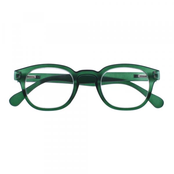 occhiali da lettura everest green