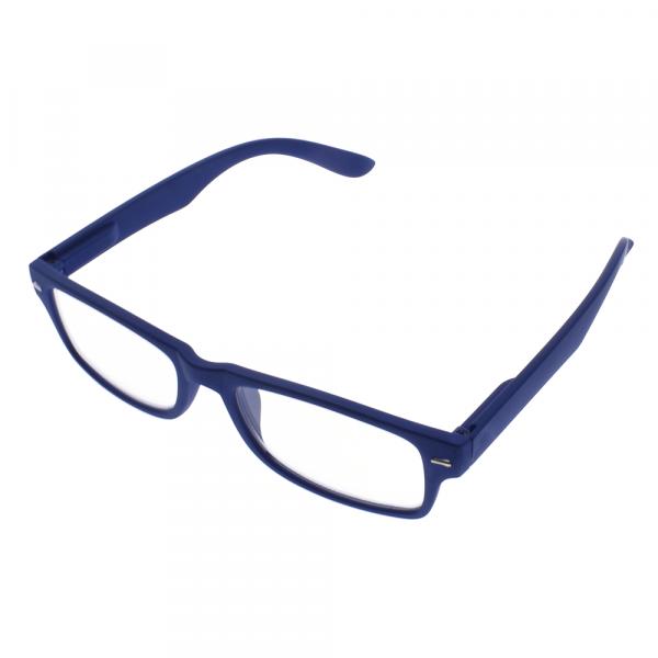 occhiali da lettura milano blue lato