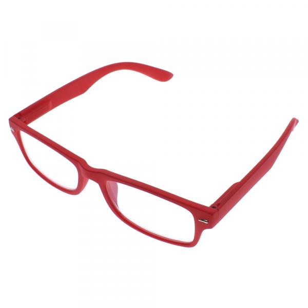 occhiali da lettura milano red lato