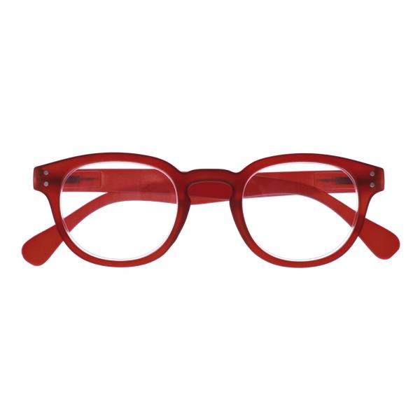 occhiali da lettura roma red