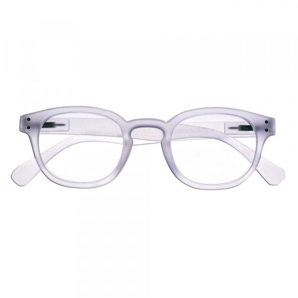 occhiali da lettura roma transparent