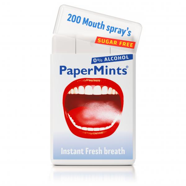 spray papermints coolcaps sanico