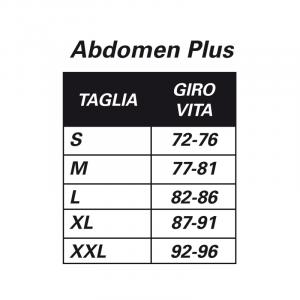 tabelle-taglie_-abdomen slimagra sanico